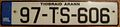 IRELAND, TIPPERARY SOUTH, 1997 -LICENSE PLATE - Flickr - woody1778a.jpg