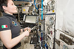 ISS-43 Samantha Cristoforetti on the Biolab in the Columbus module.jpg