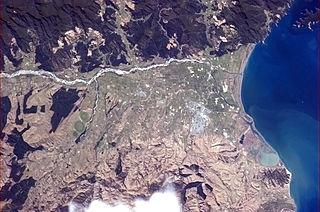 Blenheim, New Zealand Main urban area in Marlborough, New Zealand