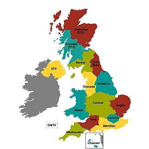 karta över england och skottland ITV – Wikipedia karta över england och skottland