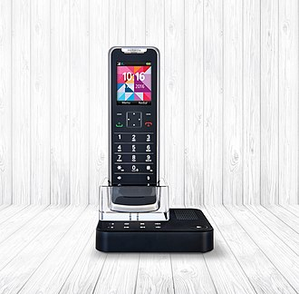 Digital Enhanced Cordless Telecommunications - Motorola IT.6