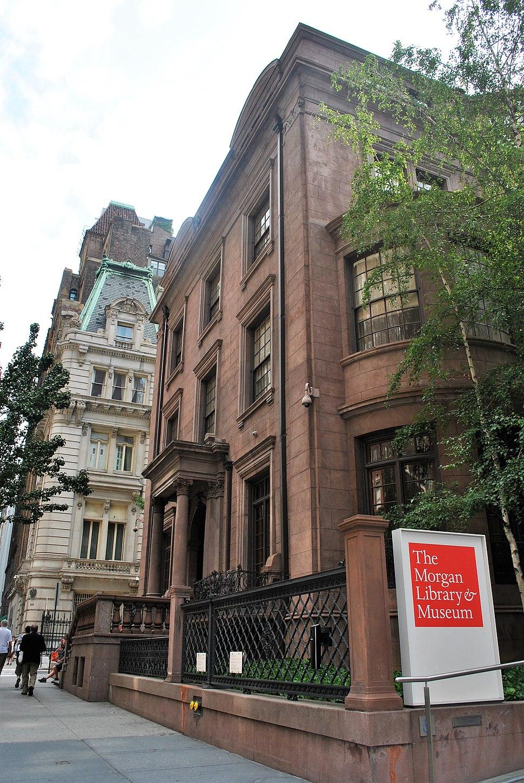 I Morgan Library, New York City, NY, USA (2)