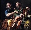 I santi Pietro e Marco - Tanzio da Varallo.jpg