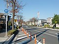 Ibaraki pref road 307.JPG