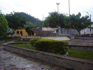Caatiba Municipality in Bahia, Brazil