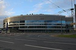 """Опять-таки, говоря о московском  """"Мегаспорте """", следует учесть, что матчи Континентальной хоккейной лиги проводятся..."""