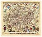 Icy est le vrai pourtraict naturel de la ville, cité, universtité de Parisy, Rossingol execut.1576.jpg