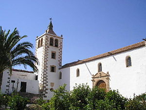 Fuerteventura - Parish of Santa María de Betancuria, Betancuria.