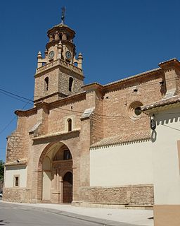 Iglesia La Gineta