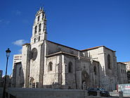 Iglesia San Lesmes Exterior