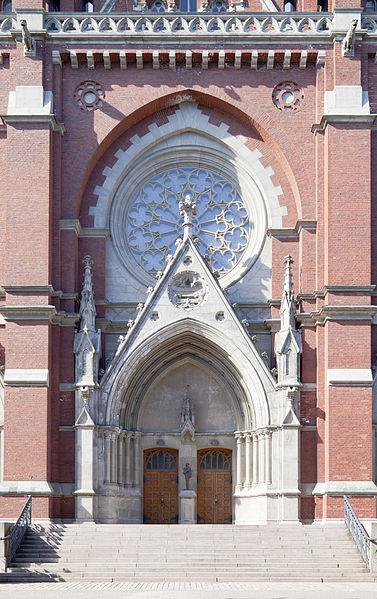 File:Iglesia de San Juan, Helsinki, Finlandia, 2012-08-14, DD 02.JPG