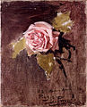 Ignacio Pinazo Camarlench Una rosa.jpg