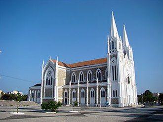 Roman Catholic Diocese of Petrolina - Cathedral of the Sacred Heart of Jesus Christ the King