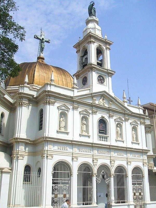 Igreja de Nsa Sra Achiropita 02