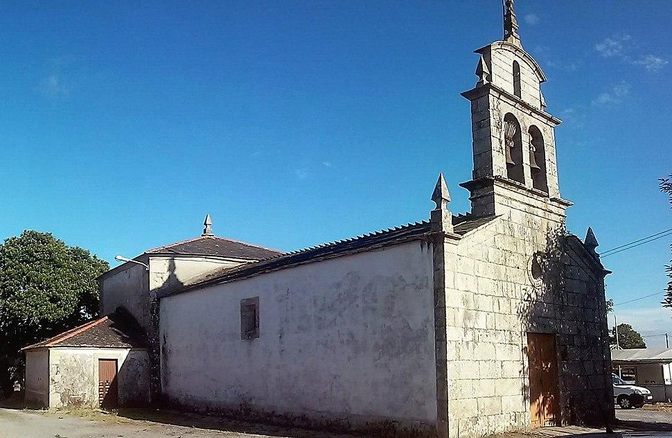 Igrexa de Árbol, Vilalba