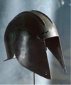 Illyrian-Greek helmet from Montenegro -Klicevo -Upper Bronze Age.png