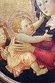 Imitatore di lippi-pesellino, madonna col bambino e san giovannino in un tondo, 1460-70 ca. 02.JPG