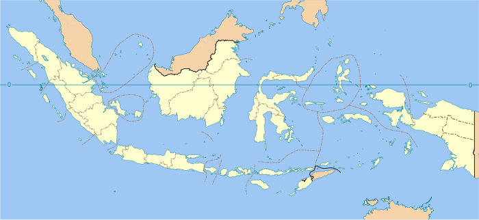 Indonesia provinces blank map.svg