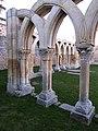 Innovación en las arcadas. El arco con molduras entrelazadas.jpg