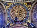 Innsbruck Klosterkirche zur ewigen Anbetung Innen Kuppel 2.jpg