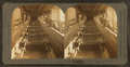 Inside conveyer line which conveys coal from shute at top of shaft up into breaker, Scranton, Pa., U.S.A, from Robert N. Dennis collection of stereoscopic views 3.png