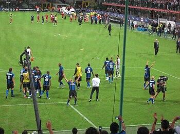 Inter - Roma Supercoppa 2008