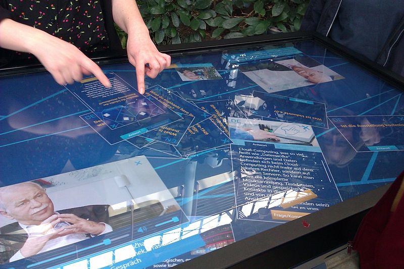File:Interactive table at Ideen 2020 exhibition 2013-04-16 09.27.08.jpg