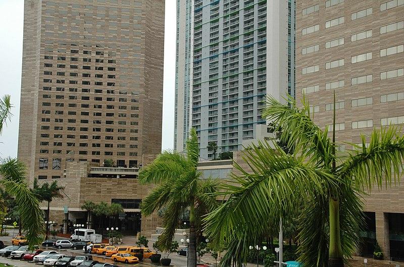 File:Intercontinental Miami - panoramio.jpg