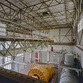 Interieur hoofdgebouw, overzicht hal met machines - Geertruidenberg - 20321451 - RCE.jpg