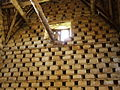 Interior of 17thc Dovecote - geograph.org.uk - 1556329.jpg