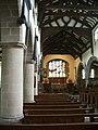 Interior of The Parish Church of St Andrew, Sedbergh - geograph.org.uk - 436421.jpg