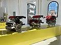 Interior of the Museo Enzo Ferrari, Modena, 2019, 04.jpg