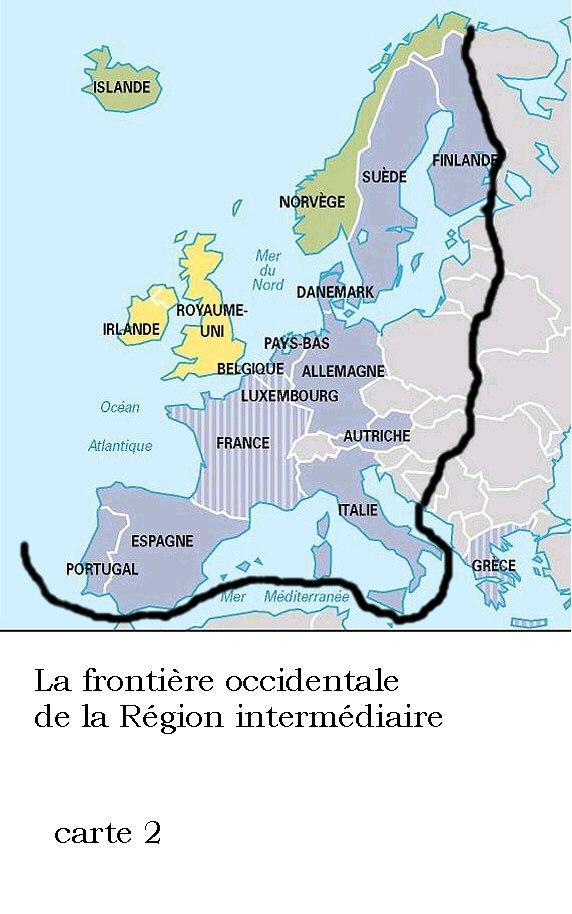 Intermediate Region Western Boundary FR