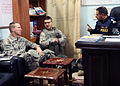 Iraqi Police commander discusses concerns with brigade commander DVIDS132790.jpg