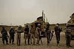 Iraqi soldiers zero and qualify in Mosul DVIDS179436.jpg