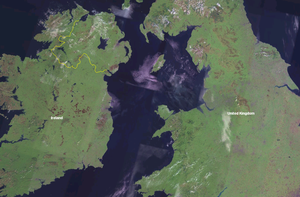 Irish Sea - Wikipedia, the free encyclopedia