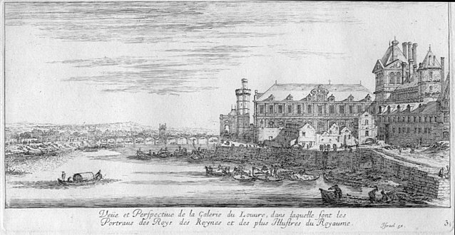 Louvre Palace Wikipedia