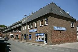 Niederstraße in Isselburg