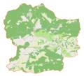Istebna (gmina) location map.png