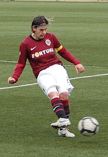 Iva Mocová Footballer