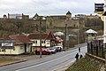 Ivangorod. View to Ivangorod fortress (Russia) and Narva Castle (Estonia).jpg