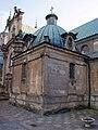 Jędrzejów. Archiopactwo cystersów. Kościół klasztorny, kaplica bł. W. Kadłubka.jpg