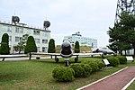 JASDF F-86D(14-8217) front view at Komatsu Air Base September 17, 2018.jpg