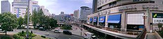 Sannomiya Station (JR West) - Central Entrance - South Side