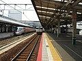 JR Okayama Station platform - panoramio (50).jpg
