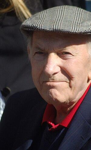 Jack Klugman - Klugman in November 2009