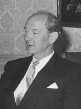 Leader of Fianna Fáil - Image: Jack Lynch 1967 (cropped)