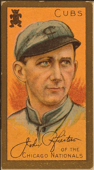 Jack Pfiester - Image: Jack Pfiester baseball card