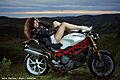Jackie Martinez on a motorbike.jpg