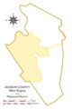 Jackson County Western District Highlighted.png